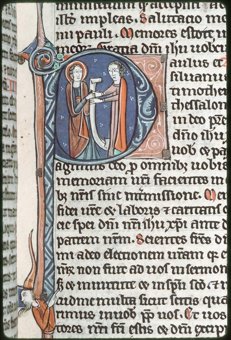 Tours, Bibl. mun., ms. 0013, f. 071 - vue 2