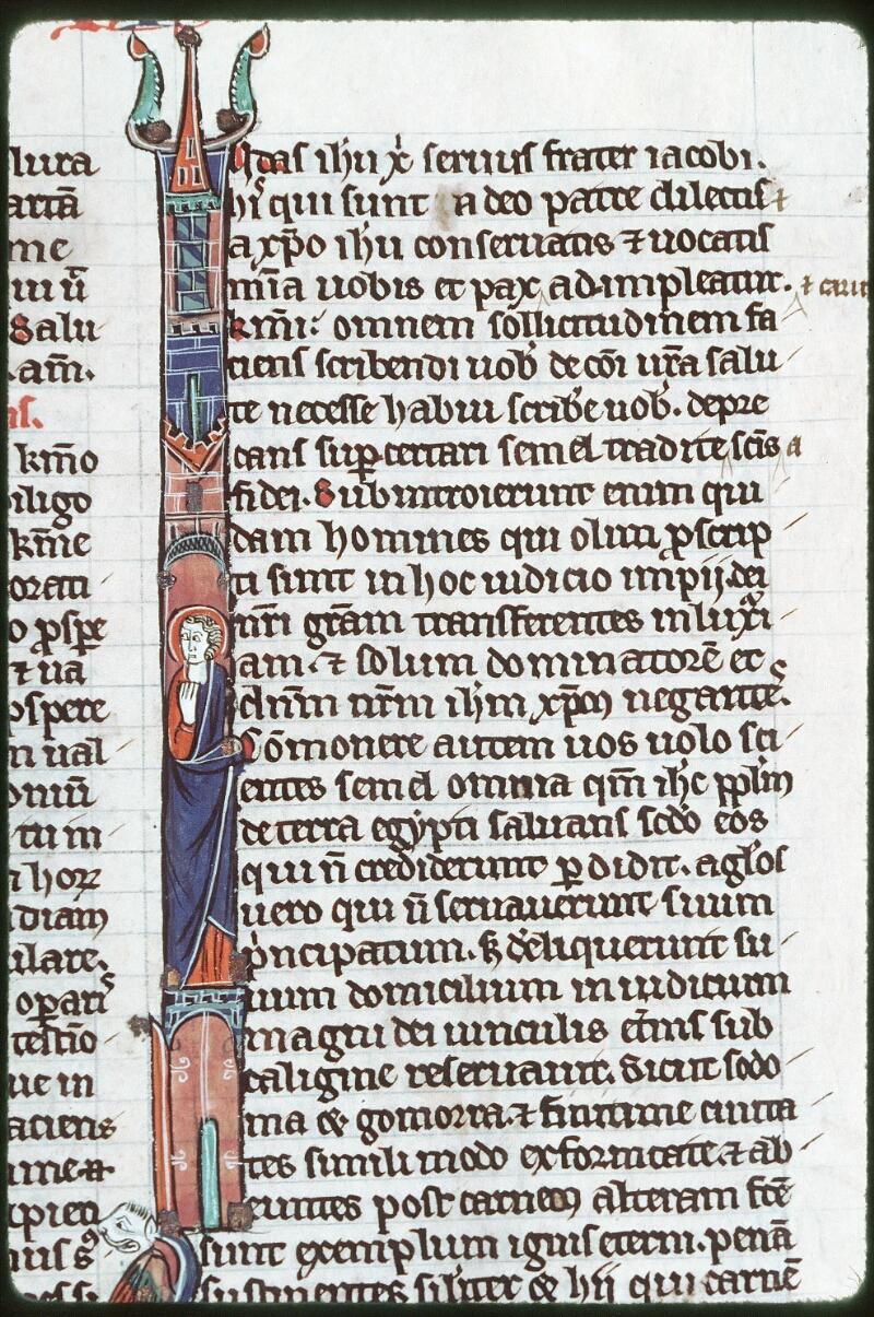 Tours, Bibl. mun., ms. 0013, f. 152 - vue 2