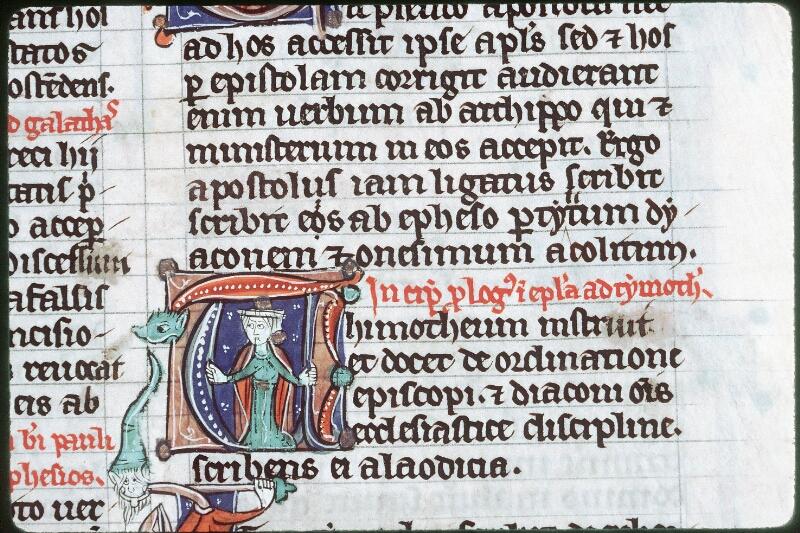 Tours, Bibl. mun., ms. 0013, f. 160 - vue 5