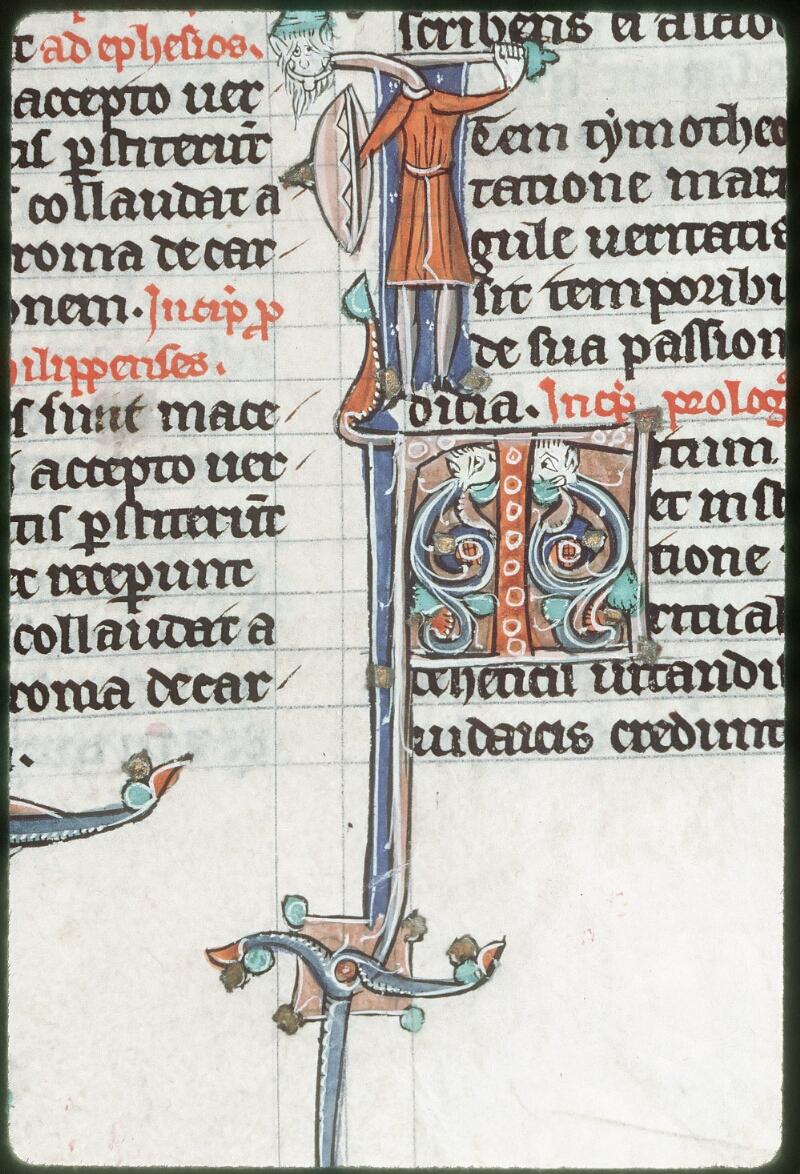 Tours, Bibl. mun., ms. 0013, f. 160 - vue 6