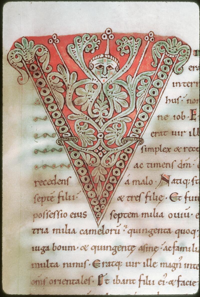 Tours, Bibl. mun., ms. 0018, f. 004 - vue 2