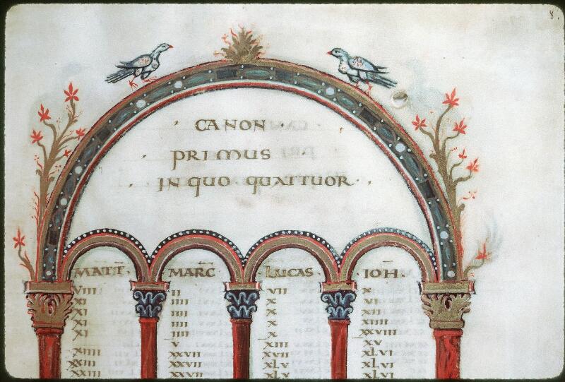 Tours, Bibl. mun., ms. 0022, f. 008 - vue 2