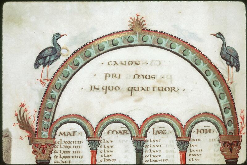 Tours, Bibl. mun., ms. 0022, f. 008v - vue 2