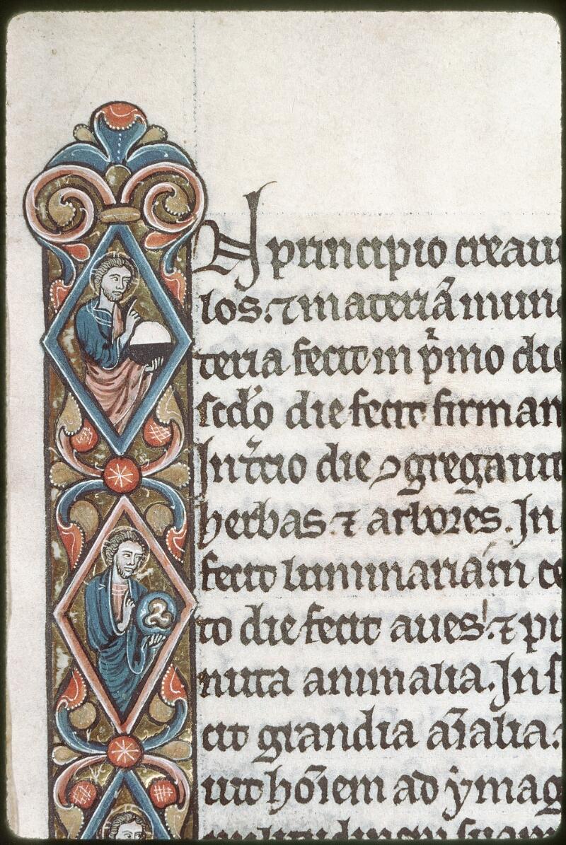 Tours, Bibl. mun., ms. 0030, f. 003 - vue 2