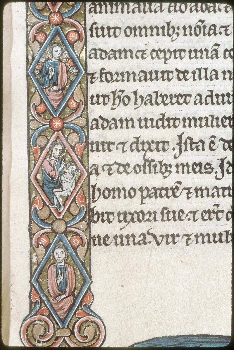 Tours, Bibl. mun., ms. 0030, f. 003 - vue 4