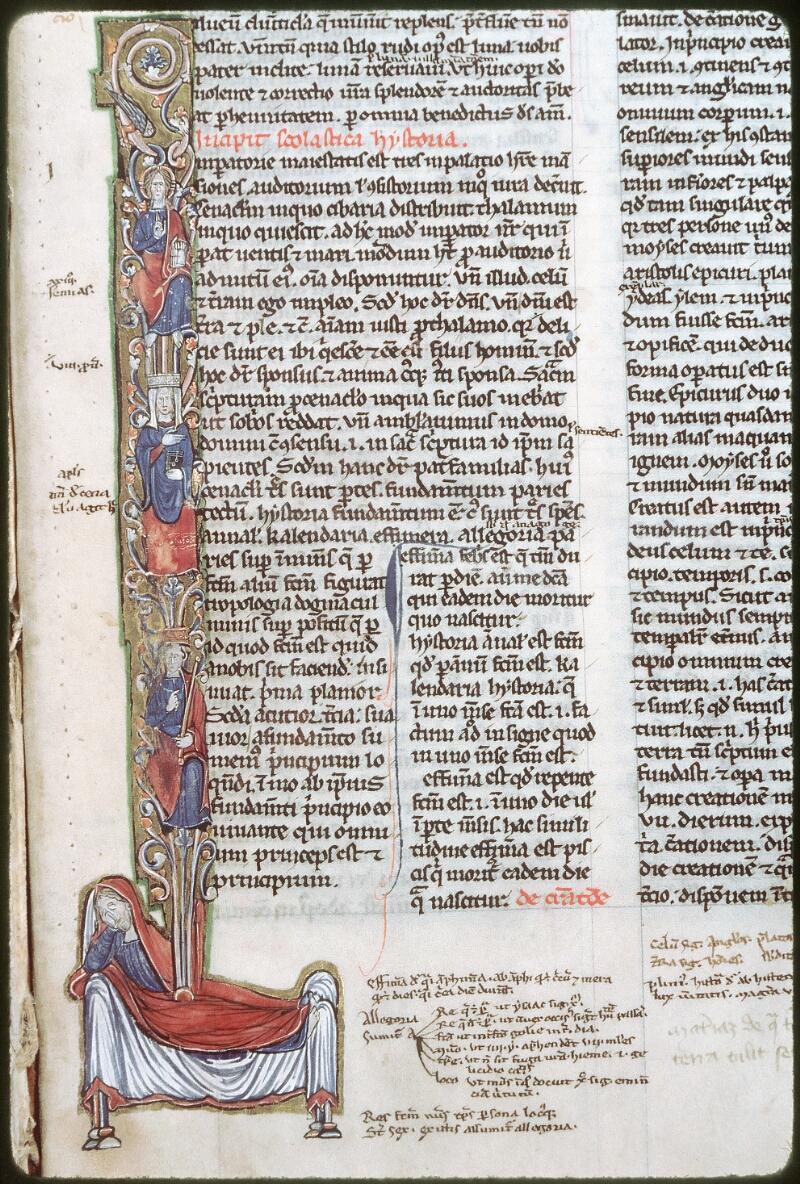 Tours, Bibl. mun., ms. 0041, f. 010 - vue 2