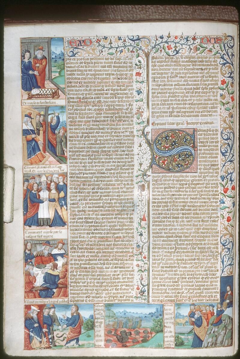 Tours, Bibl. mun., ms. 0052, f. 048v - vue 1