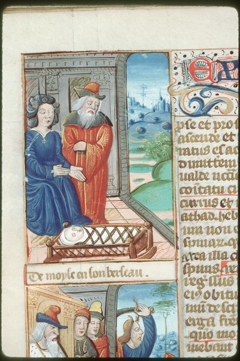 Tours, Bibl. mun., ms. 0052, f. 048v - vue 2