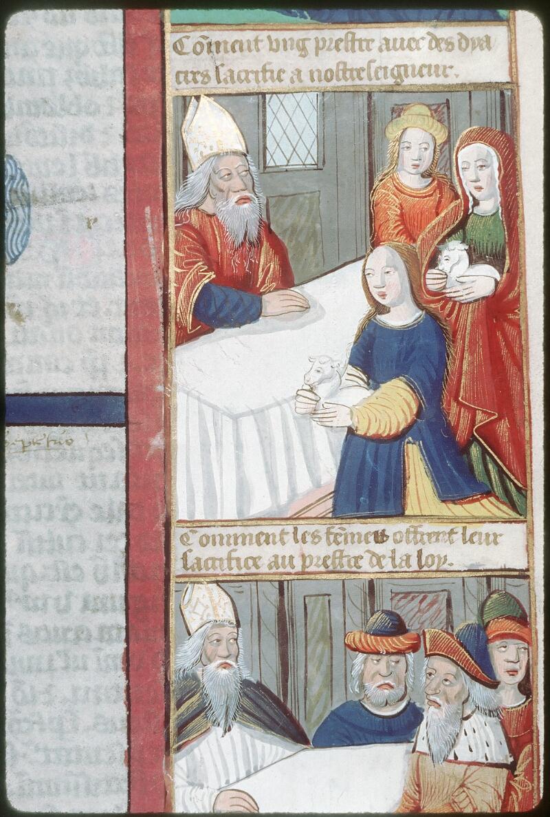 Tours, Bibl. mun., ms. 0052, f. 087 - vue 3