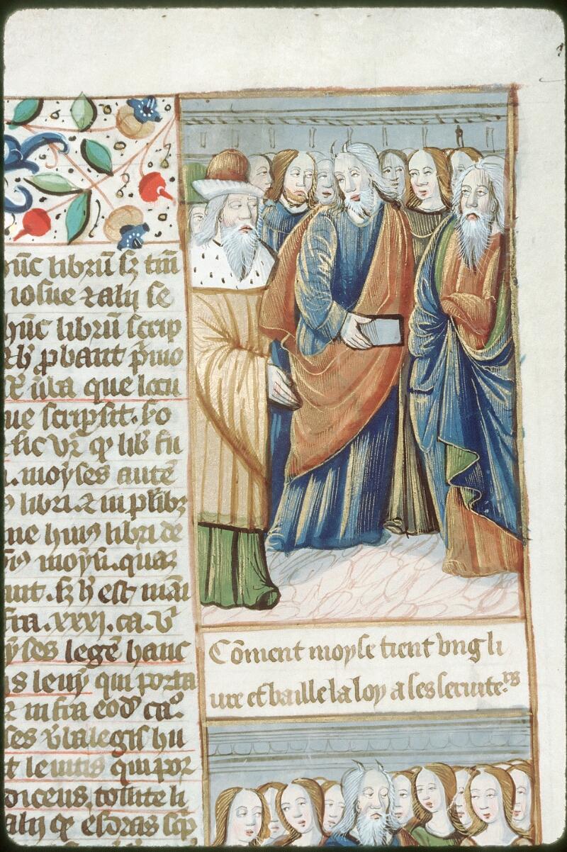 Tours, Bibl. mun., ms. 0052, f. 129 - vue 2