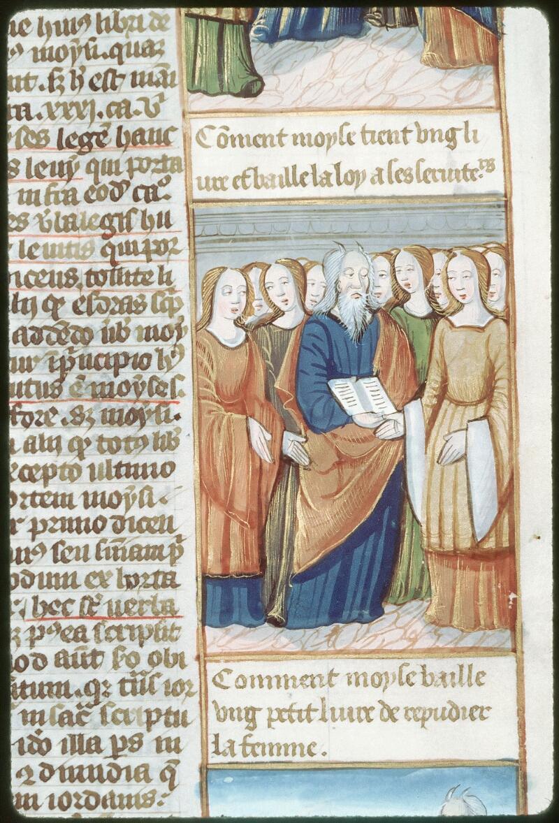 Tours, Bibl. mun., ms. 0052, f. 129 - vue 3