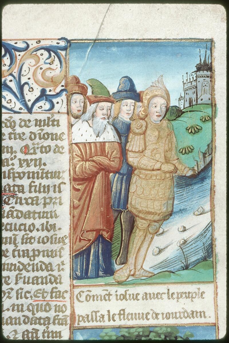 Tours, Bibl. mun., ms. 0052, f. 153 - vue 2