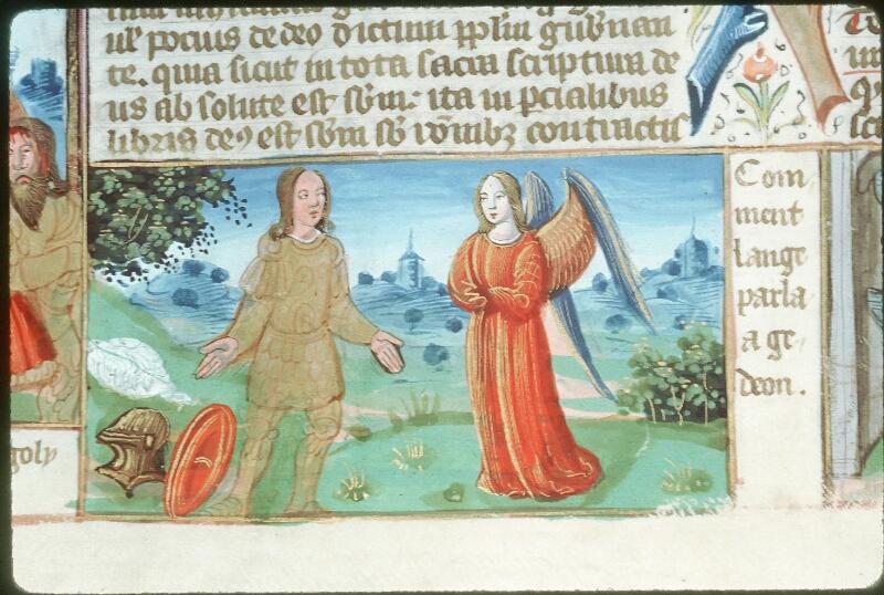 Tours, Bibl. mun., ms. 0052, f. 167v - vue 6