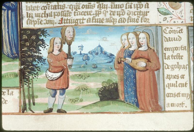 Tours, Bibl. mun., ms. 0052, f. 184v - vue 6