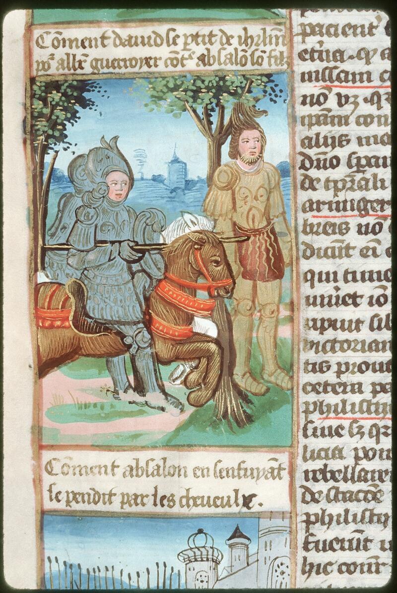 Tours, Bibl. mun., ms. 0052, f. 209v - vue 4