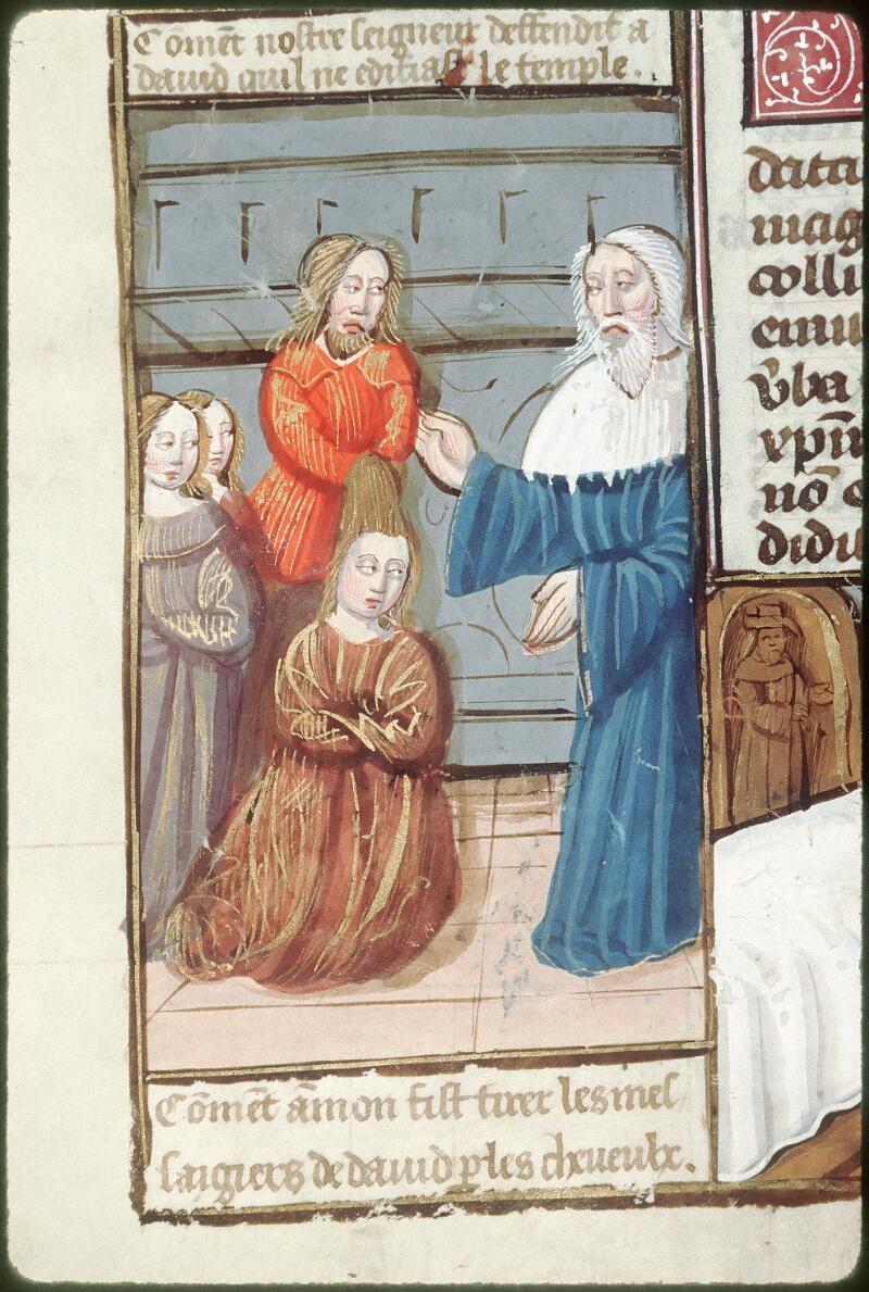 Tours, Bibl. mun., ms. 0052, f. 266v - vue 5