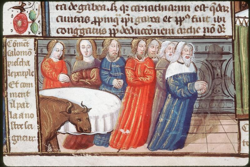 Tours, Bibl. mun., ms. 0052, f. 281 - vue 6
