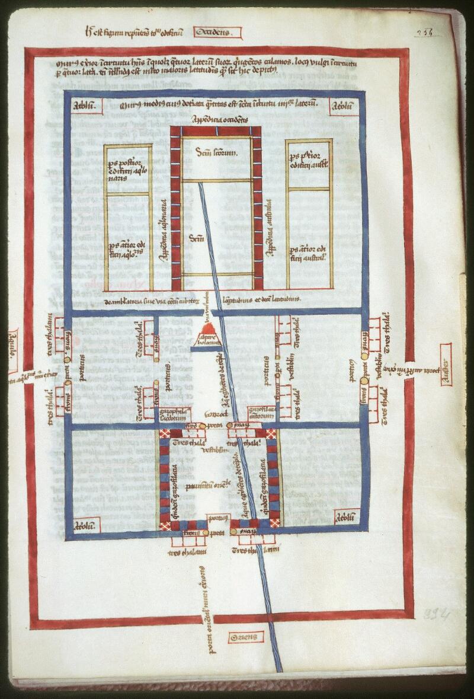 Tours, Bibl. mun., ms. 0054, f. 256