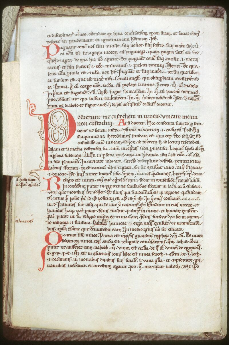 Tours, Bibl. mun., ms. 0078, f. XXV v