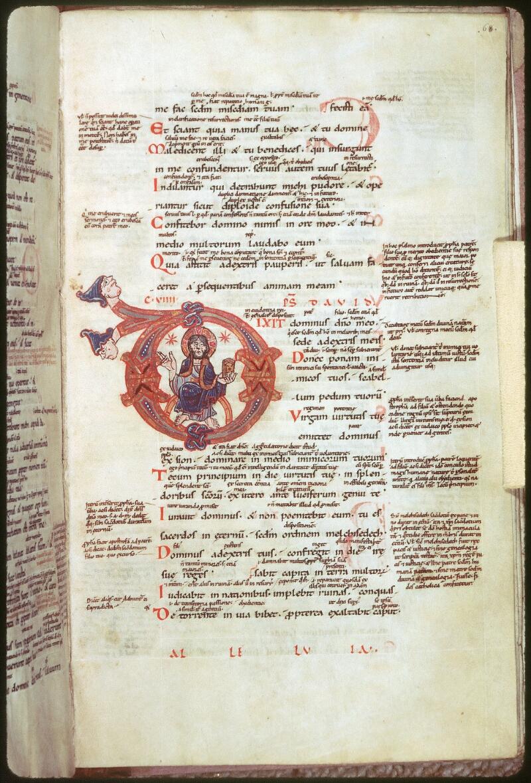 Tours, Bibl. mun., ms. 0091, f. 068 - vue 1