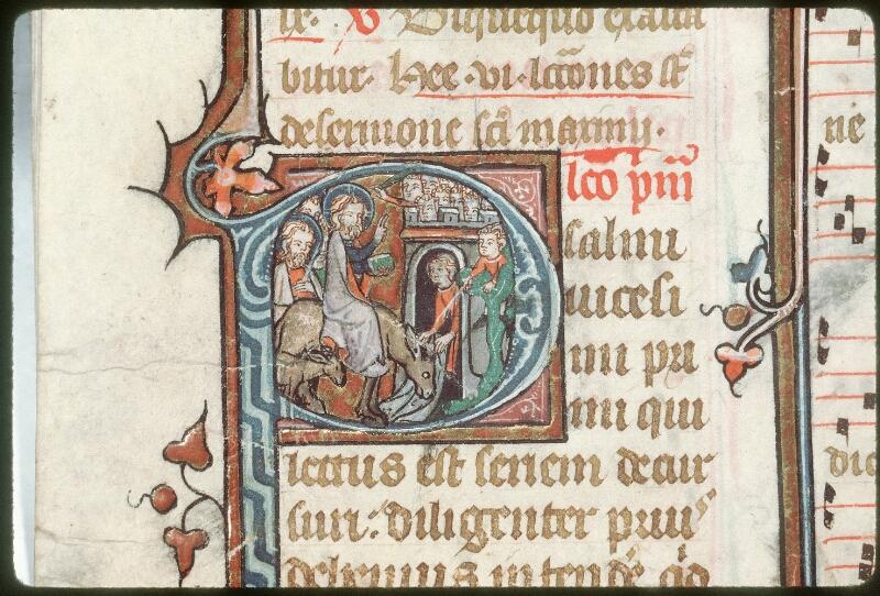 Tours, Bibl. mun., ms. 0149, f. 264v - vue 2