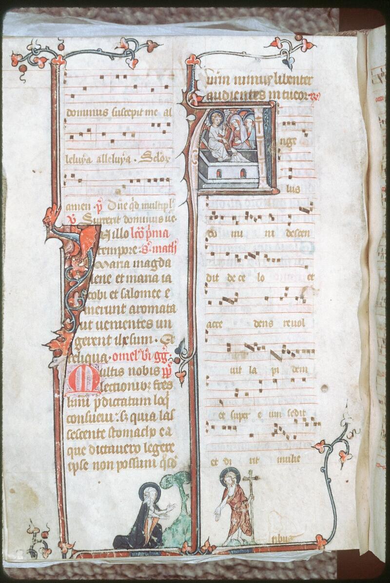 Tours, Bibl. mun., ms. 0149, f. 300v - vue 1