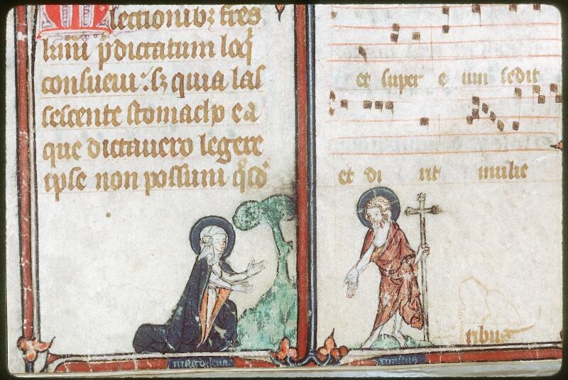 Tours, Bibl. mun., ms. 0149, f. 300v - vue 3