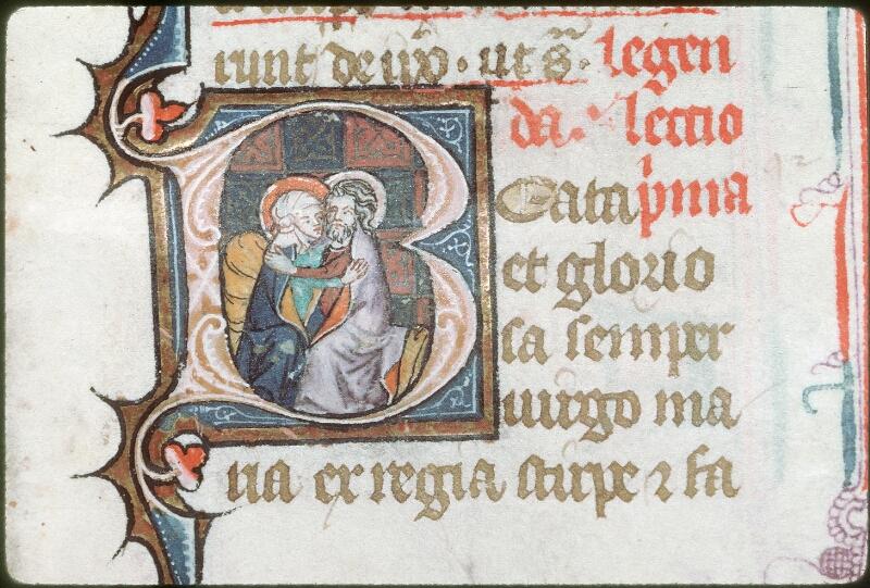Tours, Bibl. mun., ms. 0149, f. 398 - vue 2