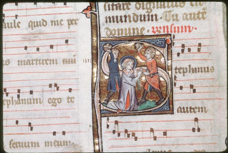 Tours, Bibl. mun., ms. 0149, f. 414 - vue 1