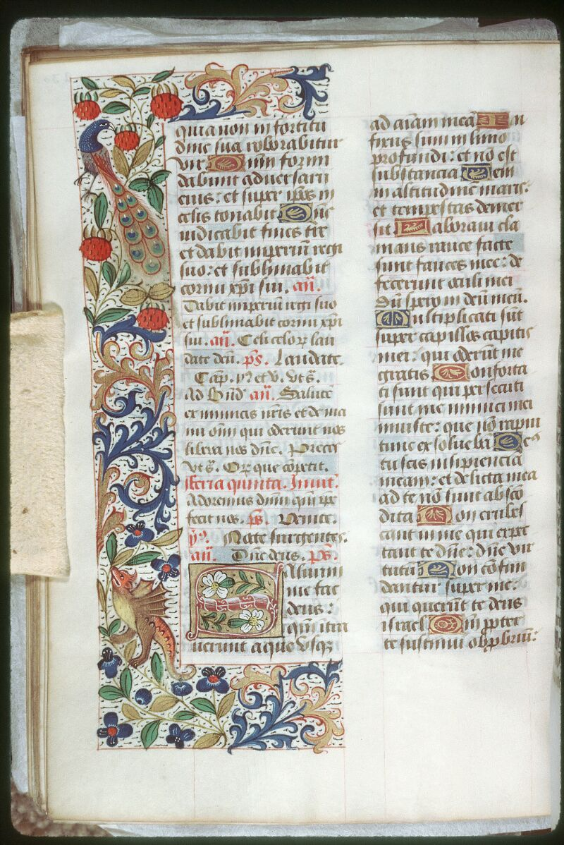 Tours, Bibl. mun., ms. 0151, f. 230v