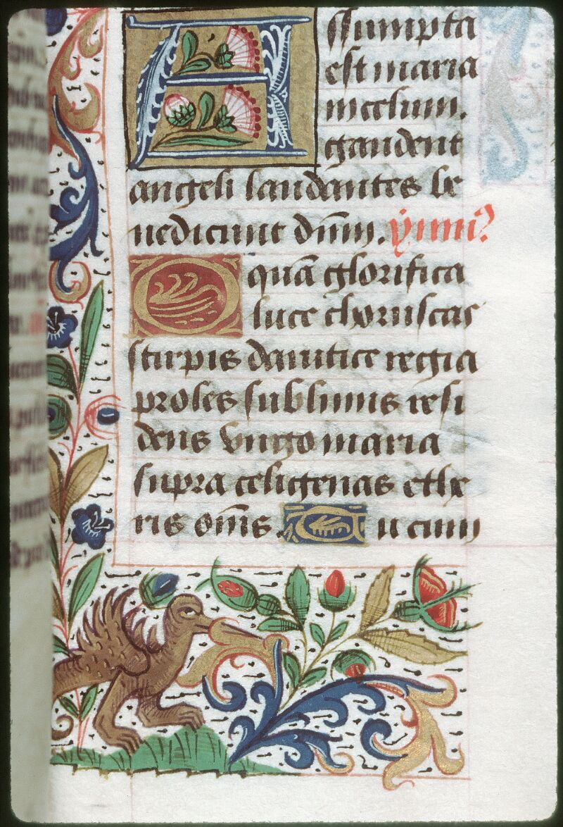 Tours, Bibl. mun., ms. 0151, f. 412