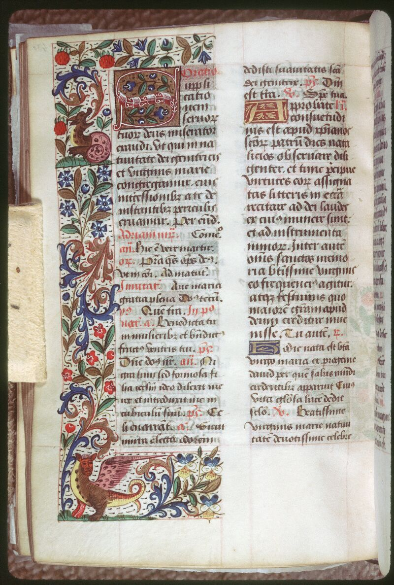 Tours, Bibl. mun., ms. 0151, f. 430v
