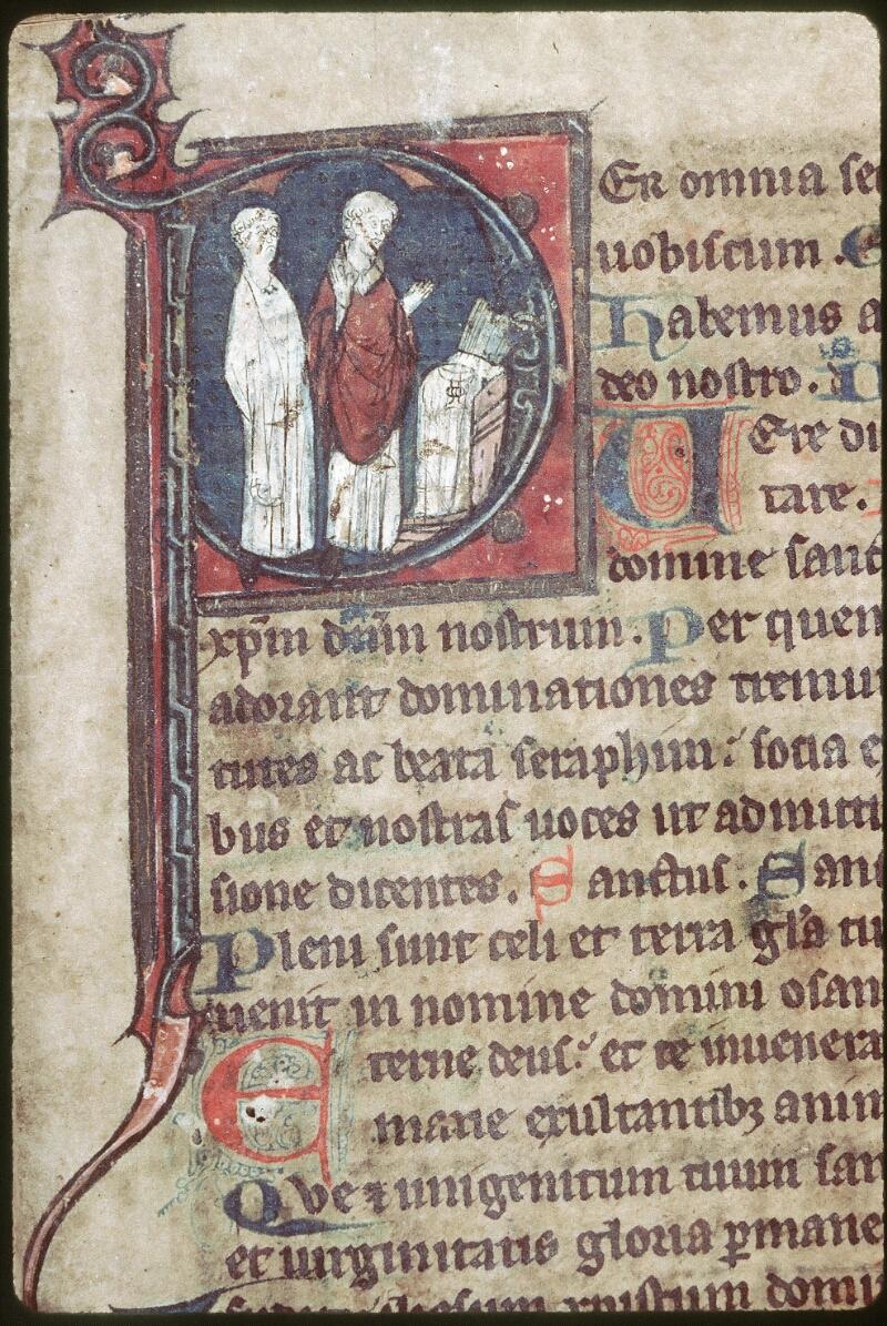 Tours, Bibl. mun., ms. 0153, f. 002 - vue 2