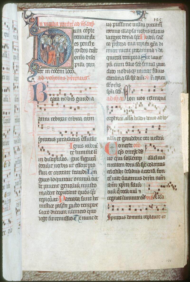 Tours, Bibl. mun., ms. 0159, f. 146 - vue 1