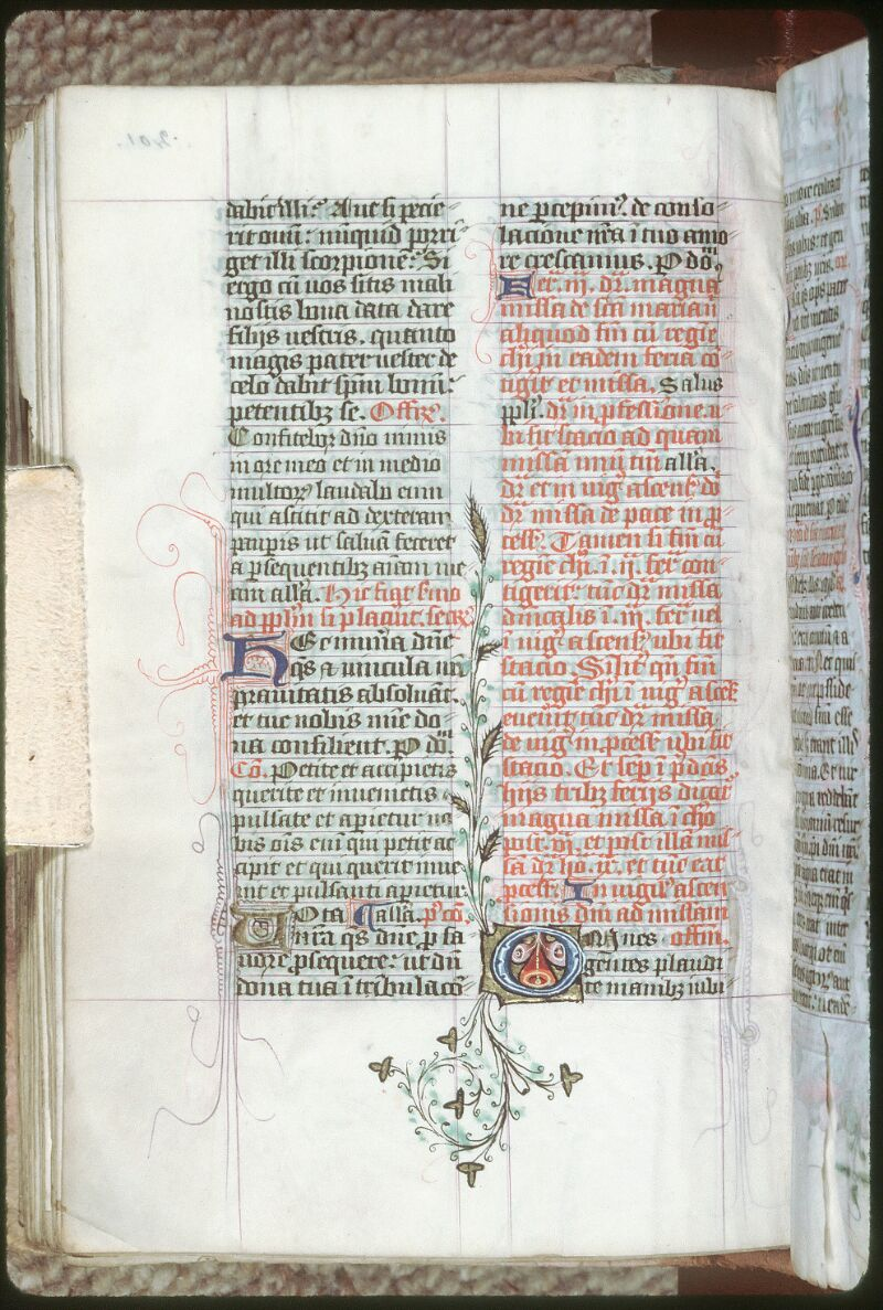 Tours, Bibl. mun., ms. 0183, f. 201v