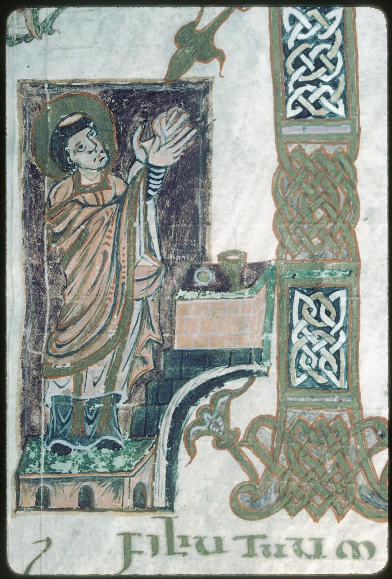 Tours, Bibl. mun., ms. 0184, f. 003 - vue 2