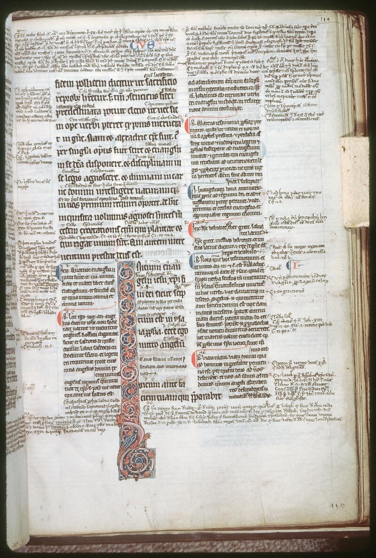 Tours, Bibl. mun., ms. 0122, f. 110