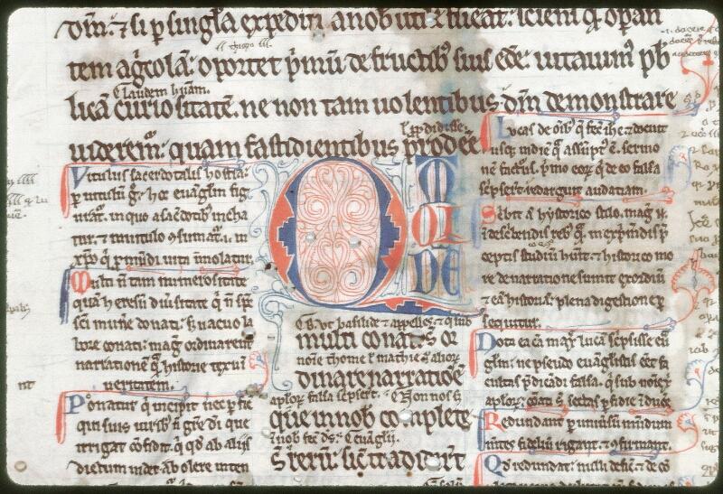 Tours, Bibl. mun., ms. 0128, f. 001v