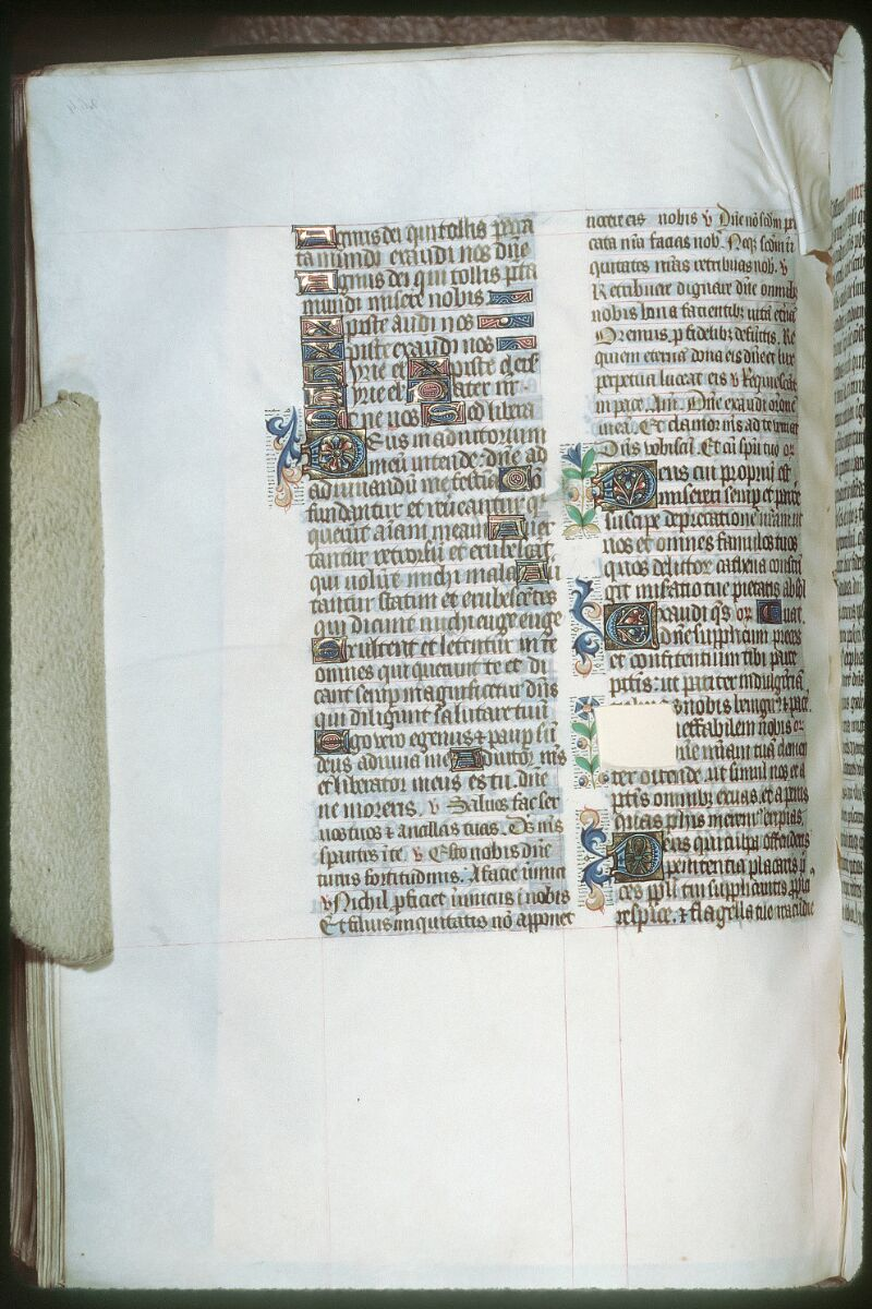 Tours, Bibl. mun., ms. 0143, f. 264v