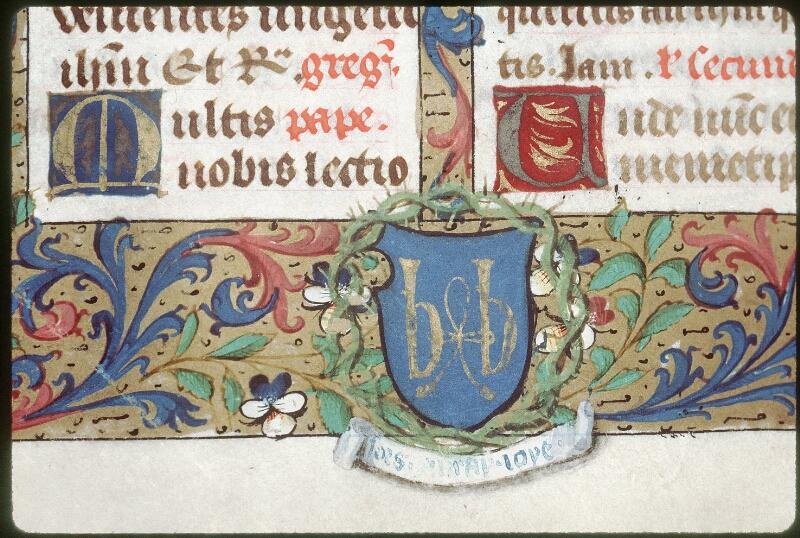 Tours, Bibl. mun., ms. 0147, f. 142v - vue 3