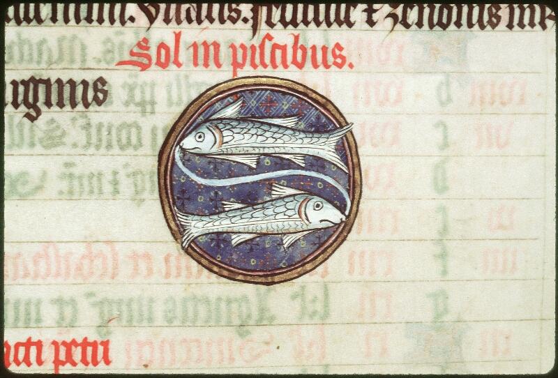 Tours, Bibl. mun., ms. 0185, f. 001v - vue 3