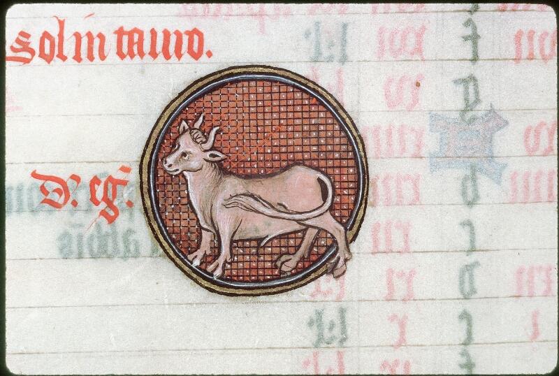 Tours, Bibl. mun., ms. 0185, f. 002v - vue 3