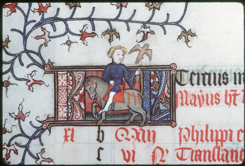 Tours, Bibl. mun., ms. 0185, f. 003 - vue 2