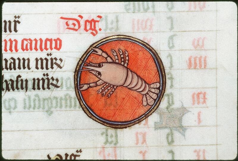 Tours, Bibl. mun., ms. 0185, f. 003v - vue 3
