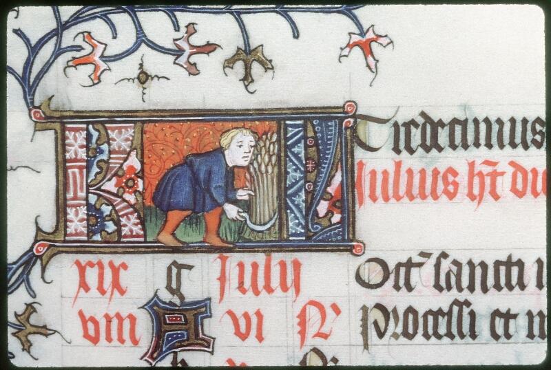 Tours, Bibl. mun., ms. 0185, f. 004 - vue 2