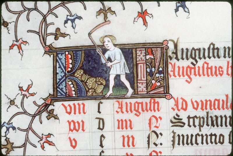Tours, Bibl. mun., ms. 0185, f. 004v - vue 2