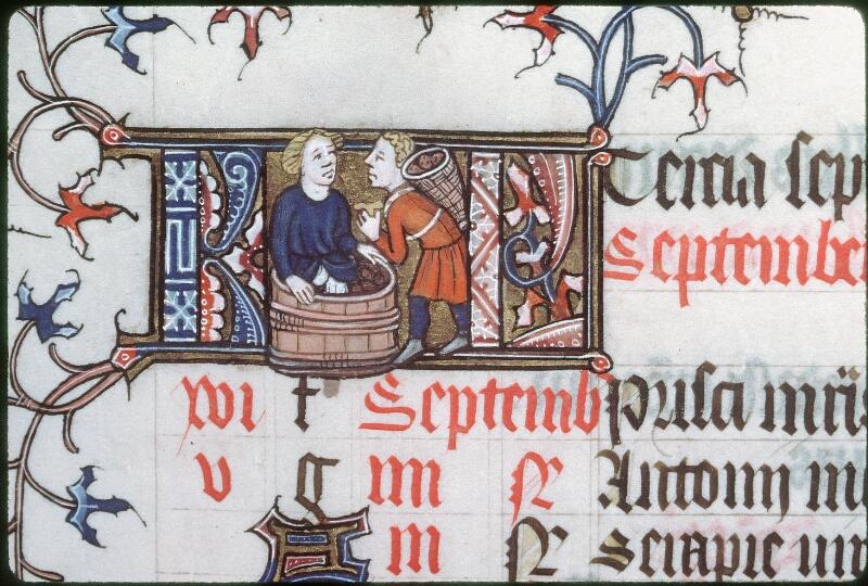 Tours, Bibl. mun., ms. 0185, f. 005 - vue 2