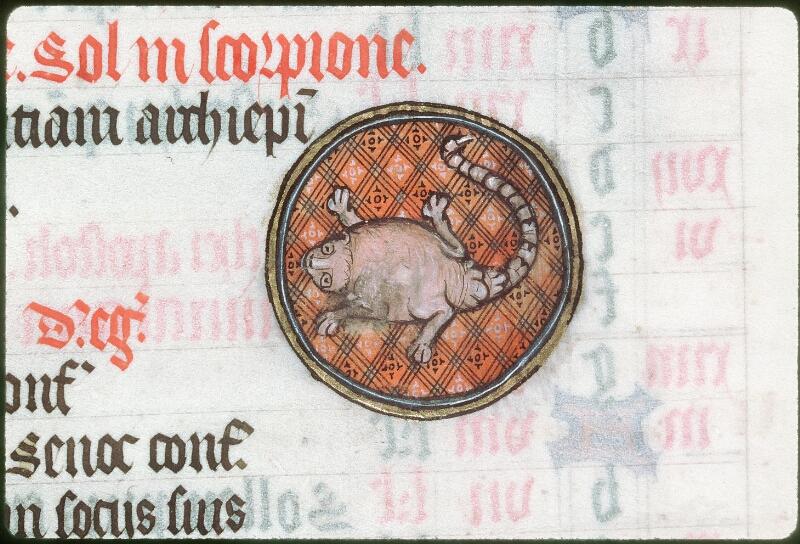 Tours, Bibl. mun., ms. 0185, f. 005v - vue 3