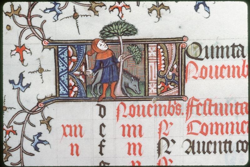 Tours, Bibl. mun., ms. 0185, f. 006 - vue 2