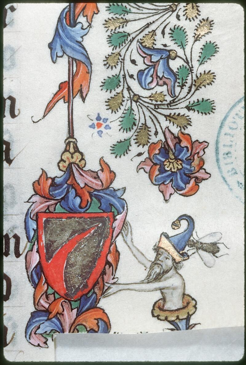 Tours, Bibl. mun., ms. 0185, f. 007 - vue 3